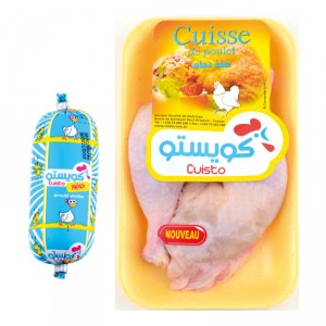 Cuisse de poulet CUISTO
