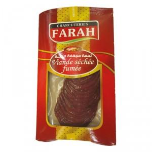 Viande de boeuf séchée fumée FARAH