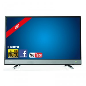 TV LED TOSHIBA 49 L5780 Foxxum