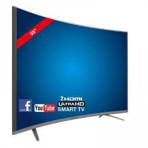 TV LED CURVED 4K VEGA