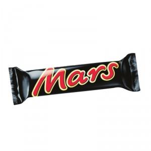 Barre chocolatée BOUNTY / MARS / TWIX / SNICKERS