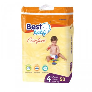 Couches bébé BEST BABY CONFORT JUMBO