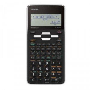 Calculatrice scientifique SHARP EL-W531 TH-RD