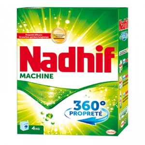 Poudre machine NADHIF
