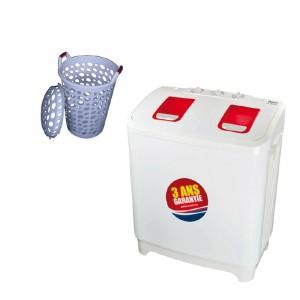 Lave linge semi automatique ORIENT XPB1*12
