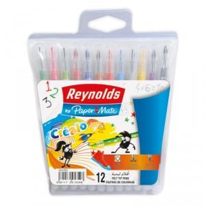 Feutres de coloriage CREALO REYNOLDS