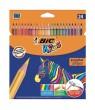 Crayons de coloriage BIC KIDS