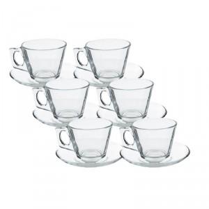 Tasses et sous tasses à café express