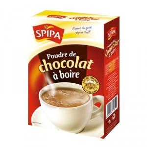 Poudre de chocolat à boire SPIPA