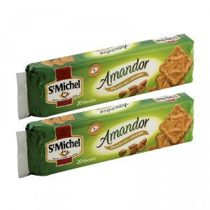 Biscuits secs AMANDOR